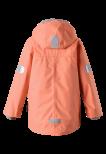 Reimatec Sydvest 521590-3160 Coral Pink 3in1 vår/høstjakke