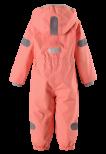 Reimatec Marte Mid 510296-3160 Coral Pink mellomsesong/vår/høstdress