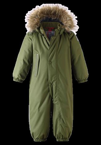 Reimatec Gotland 510316-8930 Khaki Green vinterdress
