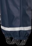 Reima Joki 523108-2350 Yellow/Navy regnsett m/fleecefór