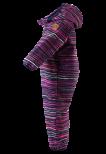 Reima Kotilo 510315-4961 Deep Purple softshelldress