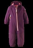 Reima Mjosa 510310-4960 Deep Purple softshelldress