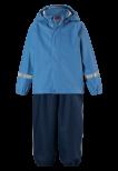 Reima Tihku 513101-6550 Denim Blue Regnsett