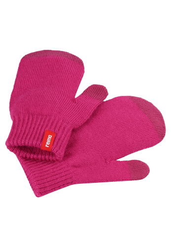 Reima Renn 527305-4650 Raspeberry Pink ullvotter