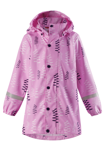 Reima Vatten 521506-4192 Candy Pink regnjakke