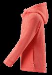 Reima Pursi 536281-3340 Bright Red fleecejakke