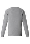 Reima Lingon 536316-9150 Melange Grey genser