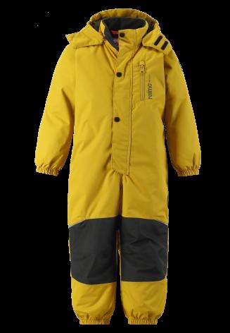 Reima Pakuri 520730-2460 Dark Yellow vinterdress
