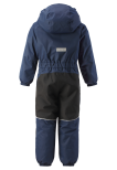 Reima Pakuri 520730-6980 Navy vinterdress