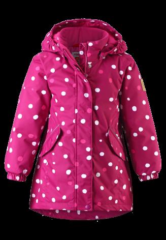 Reimatec Taho 521606-3601 Cranberry Pink vinterjakke