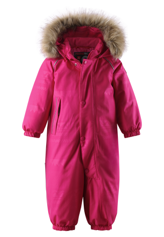 Reimatec + Aapua 510318-4659 Raspberry Pink vinterdress dun