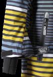 Reimatec Reach 520266B-8603 Yellow Moss vinterdress
