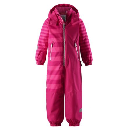 Reimatec Kiddo Harjanne 520255-4657 Raspberry Pink vinterdress