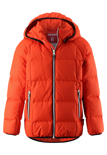 Reima Jord 531359-2770 Orange dunjakke vinter