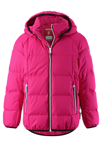 Reima Jord 531359-4650 Raspberry Pink dunjakke vinter