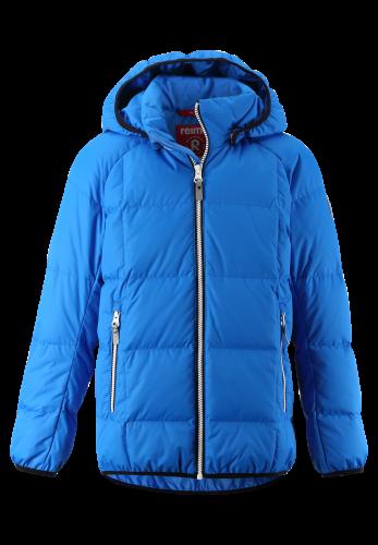 Reima Jord 531359-6500 Brave Blue dunjakke vinter