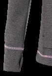 Reima Igelkott 536198-9730 Dark Melange Grey fleecejakke