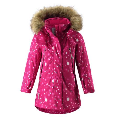Reimatec Silda 521610-4651 Raspberry Pink vinterjakke