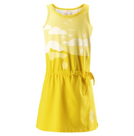 Reima Unelma 535008-2350 Yellow kjole