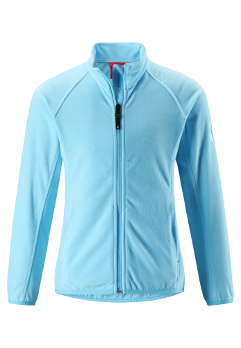 Reima Alagna 536212-6130 Light Blue fleecejakke