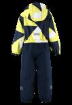 Reimatec Kiddo Fendari 520242C-2372 Lemon Yellow vår/høstdress