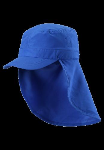 Reima Aloha 528533-6640 Blue uv-hatt