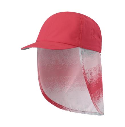 Reima Alytos 528532-3340 Bright Red uv-hatt