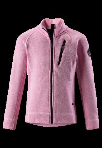 Reima Liina 536206-4190 Candy Pink fleecejakke