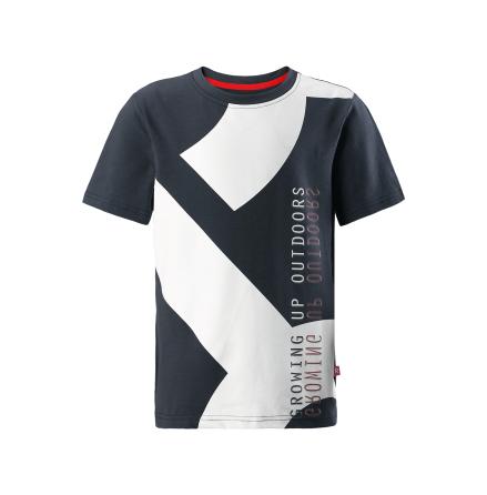 Reima Kogle 536261-9780 Soft Black t-skjorte