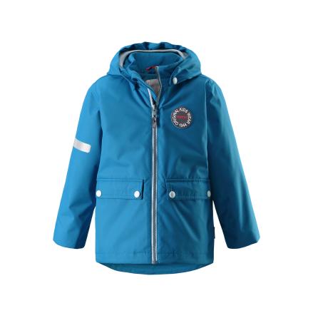 Reimatec Taag 521510-6490 Blue 2 in1mellomsesong/vinterjakke