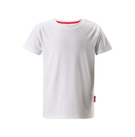 Reima Speeder 536335-0100 White t-skjorte