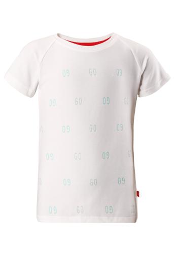 Reima Krassi 536262-0100 White t-skjorte