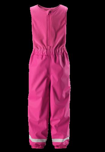 Reima Loiske 522245-4620 Pink Regnbukse med fleecefór