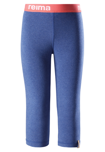 Reima Solist 536288-6980 Navy mellomlang leggings