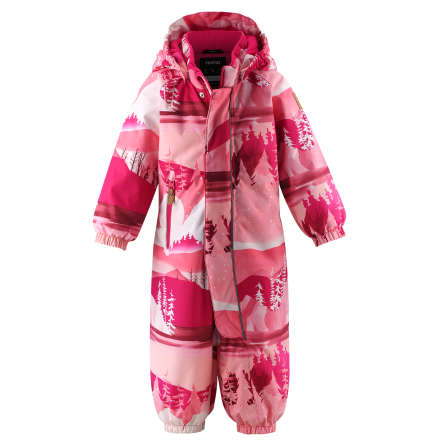 Reimatec Puhuri 510306-4655 Raspberry Pink vinterdress