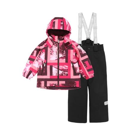 Reimatec Hamara 523127-4651 Raspberry Pink vintersett jakke/bukse