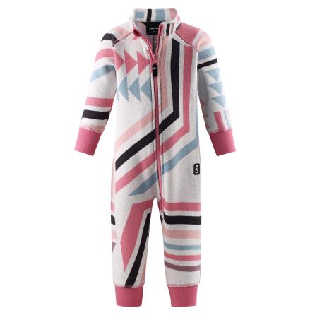 Reima Myytti 516481-4564 Bubblegum Pink fleecedress