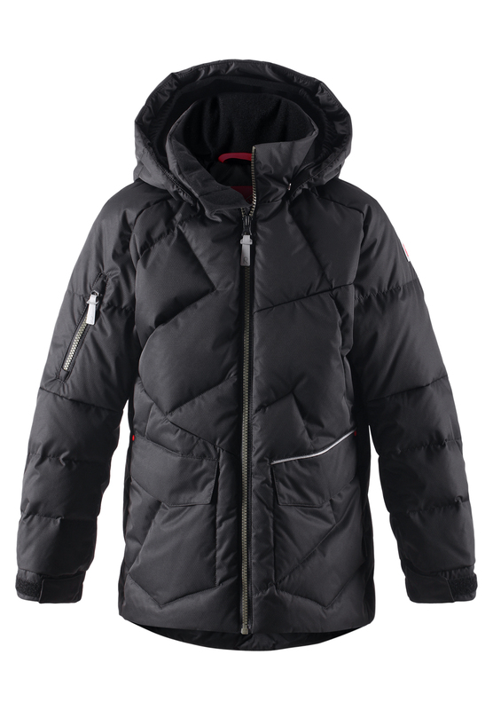 661ca373 Buy reima sisko 531158 9990 black dunjakke. Shop every store on the ...
