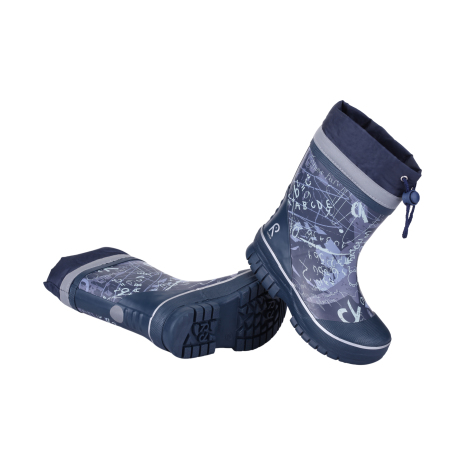 Reima Michi Rubber Boots 569112-6992 Navy