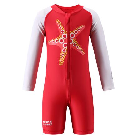 Reima Mauritius 584008-3710 Falme red Baby Swimsuit