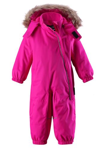 Reimatec Raanu 510161-4620 Pink vinterdress dun