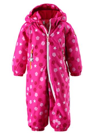 Reima Kiddo Comet 510156-4622 Pink vinterdress