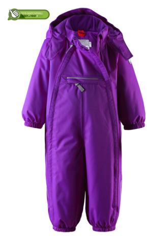 Reimatec Copenhagen 510157-5380 Purple vinterdress