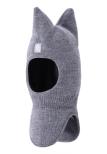 Reima Becrux 518236-9400 Mid Grey balaclava
