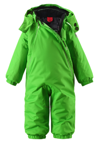Reimatec Riihi 510159-8430 Leaf Green vinterdress